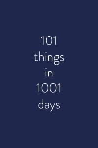 101 in 1001, Part 3